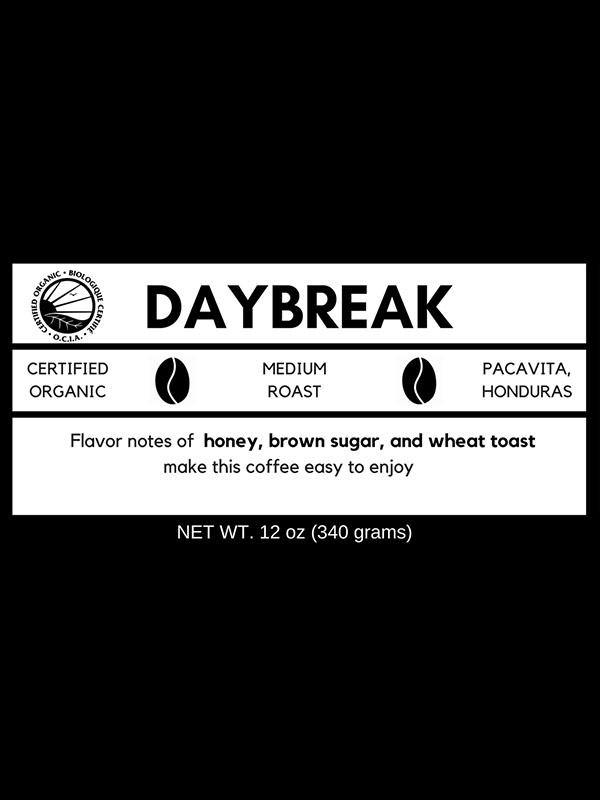 Daybreak Organic Coffee