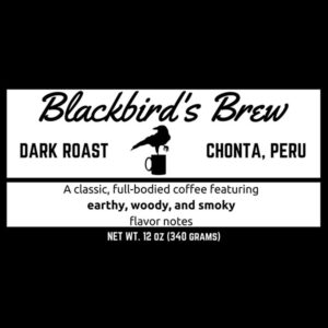MCR Blackbird Brew Santa Cruz
