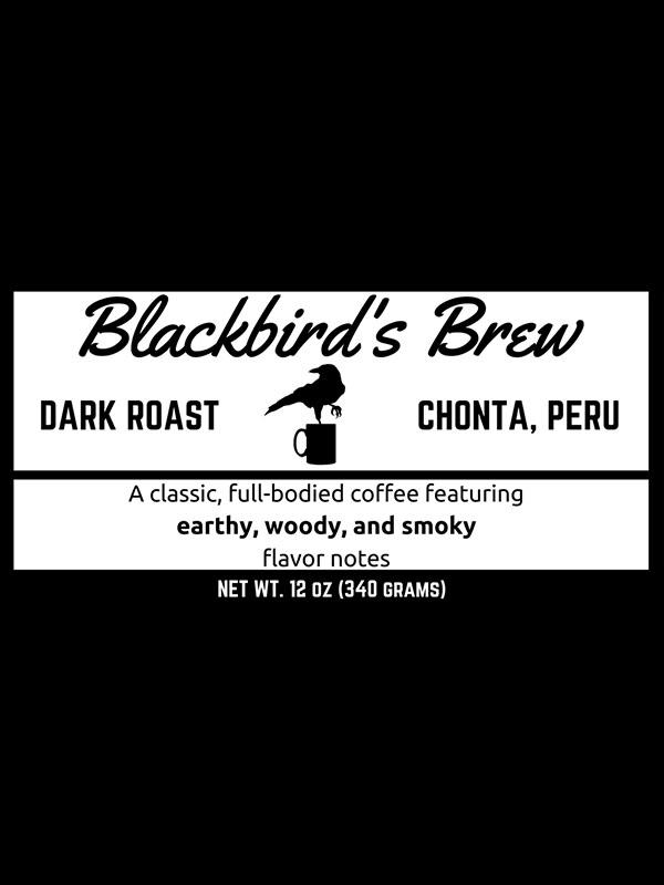 MCR Blackbird Brew Santa Cruz