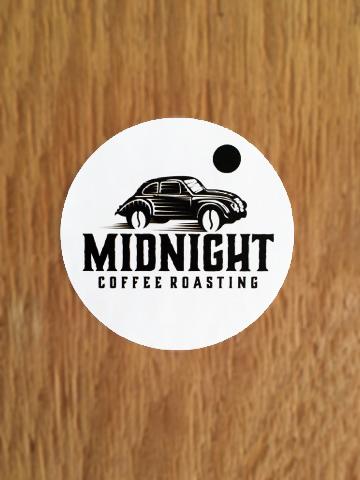 Midnight Sticker