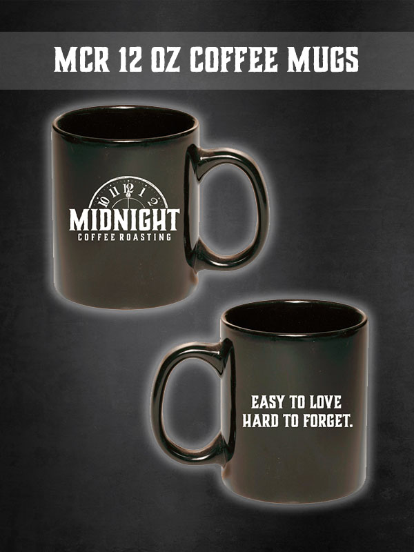 MCR Coffee Mugs Santa Cruz CA