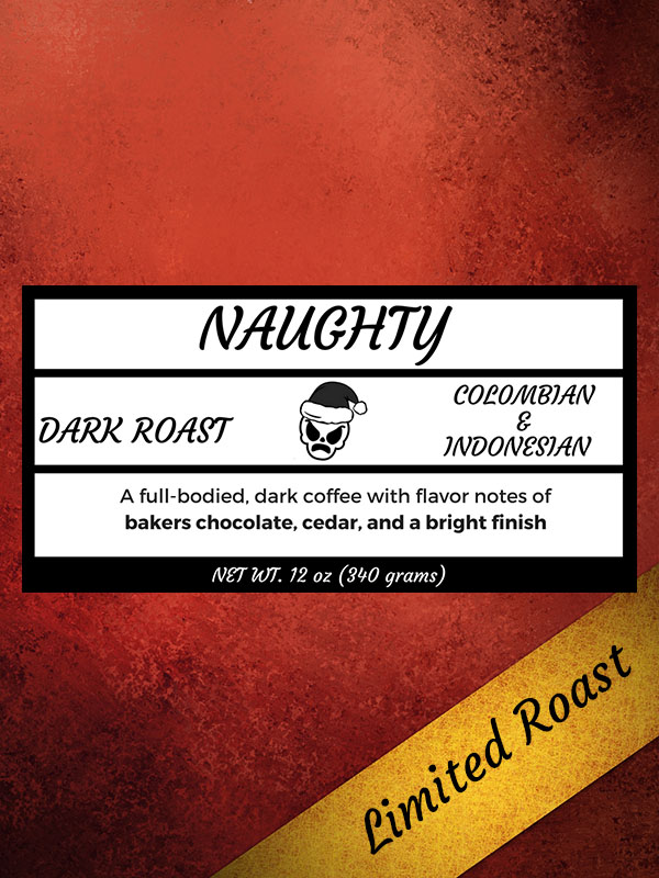 Naughty Coffee Midnight Coffee Roasting