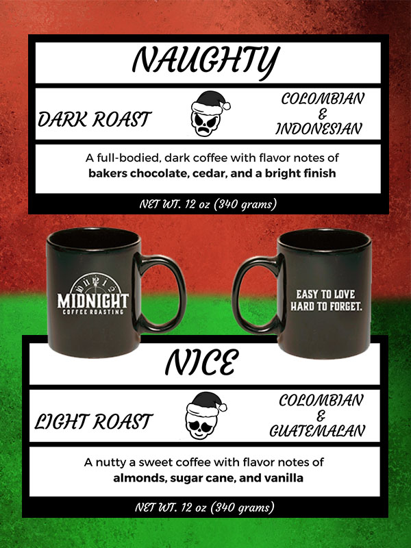MCR Holiday Coffee Pack